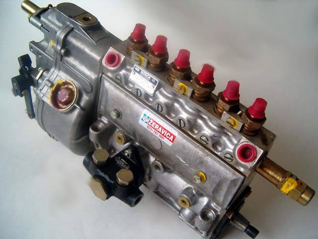 Linijska pumpa