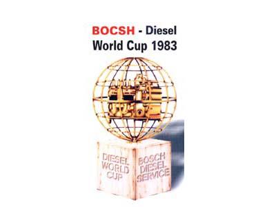 Bosch Diesel World Cup 1983