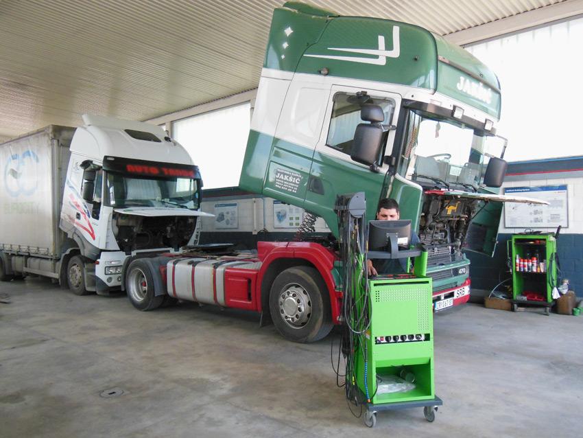 kamion servis žeravica