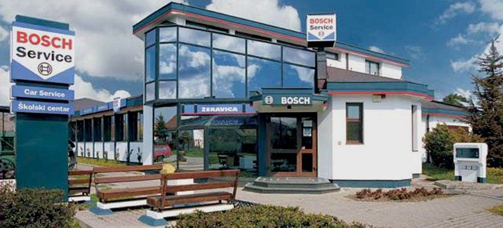 Bosch Diesel Centar Žeravica