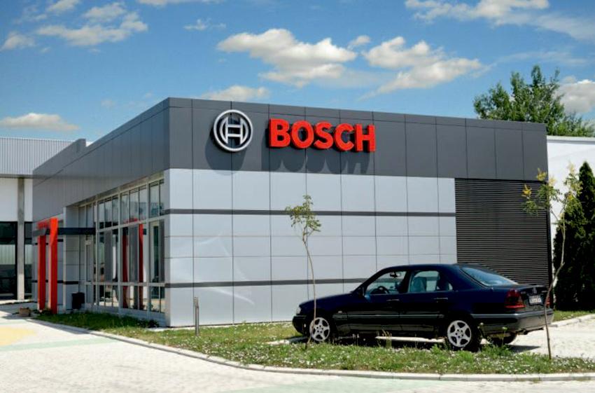 Bosch trening centar Žeravica