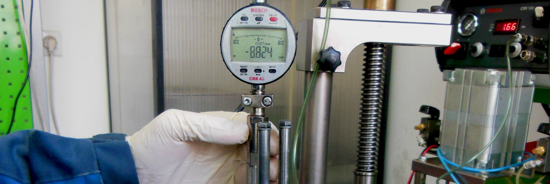 Dijagnostika i remont pumpe i dizne