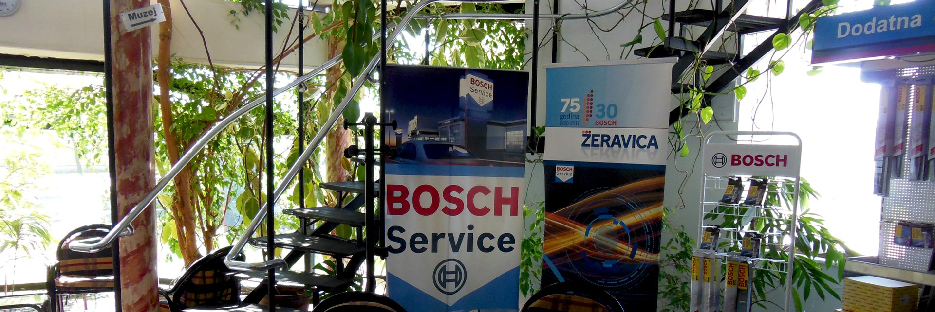 Žeravica  servis Bosch kvaliteta