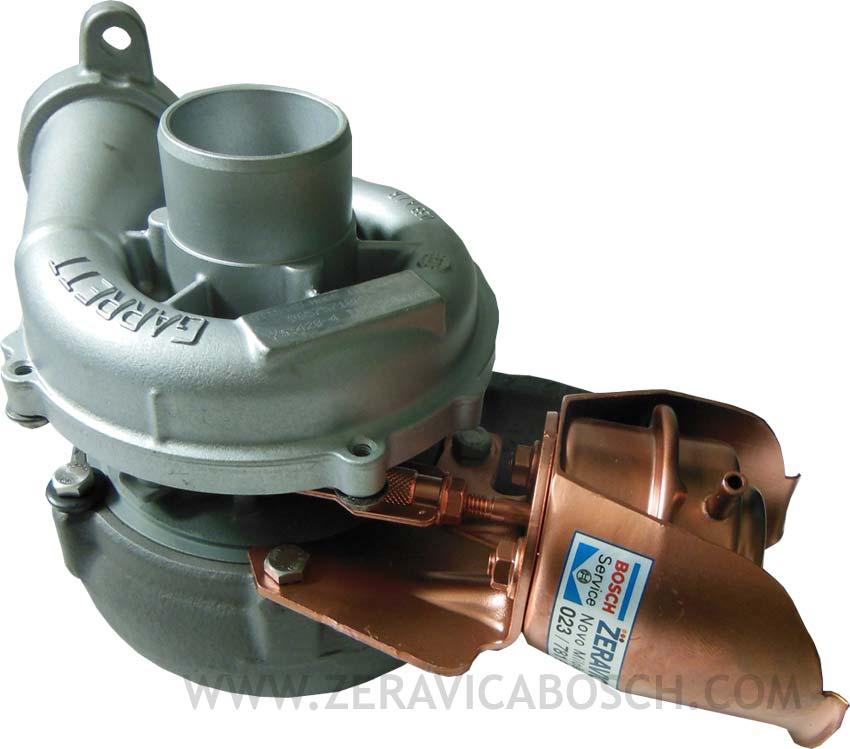 Turbina GT1544V